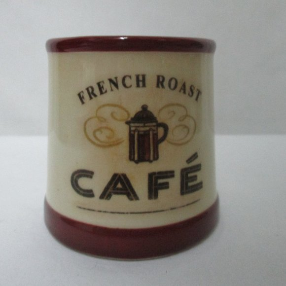 Yankee Candle Small Jar French Roast Cafe 2011
